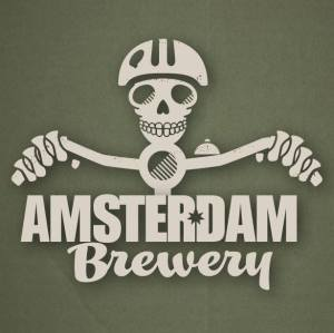 Amster'Dam Good Beer.