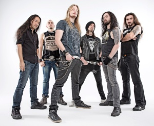 Herman Li and Sam Totman Interview – Dragonforce