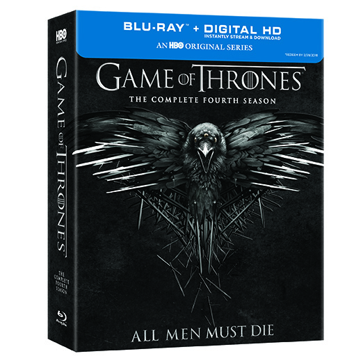 Game of Thrones: The Complete Fourth Season Blu-rayreview