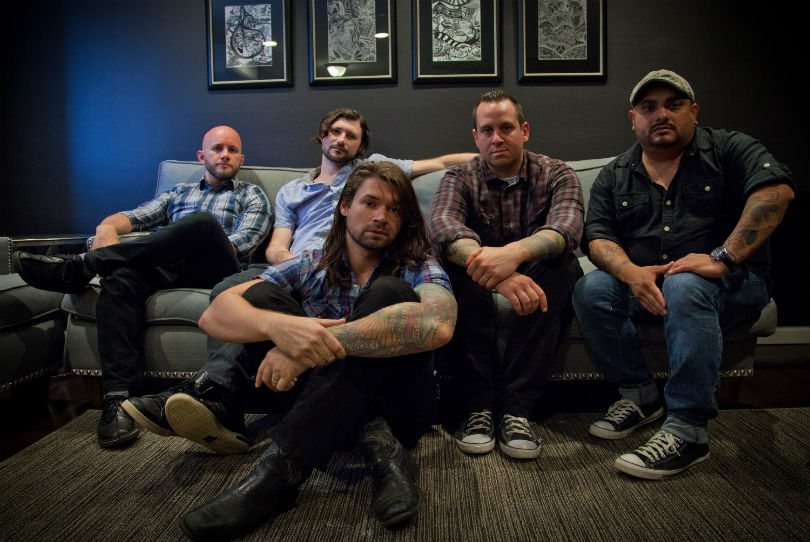 Taking Back Sunday - by Michael Dubin
