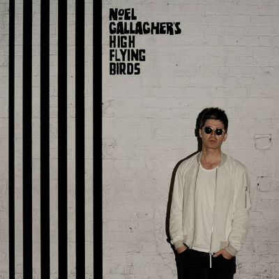 Noel Gallagher's High Flying Birds - Chasing Yesterday Album Cover