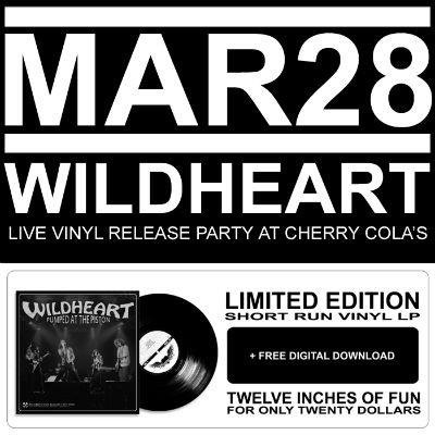 Wildheart Show Poster