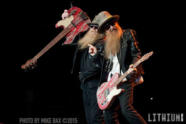 ZZ Top - Casino Rama, Orillia - March 19th, 2015 Photo by Mike Bax