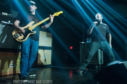 Clutch - London Music Hall, London - May 21st, 2015 Photos by Mike Bax