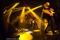 Mastodon - London Music Hall, London - May 21st, 2015 Photos by Mike Bax