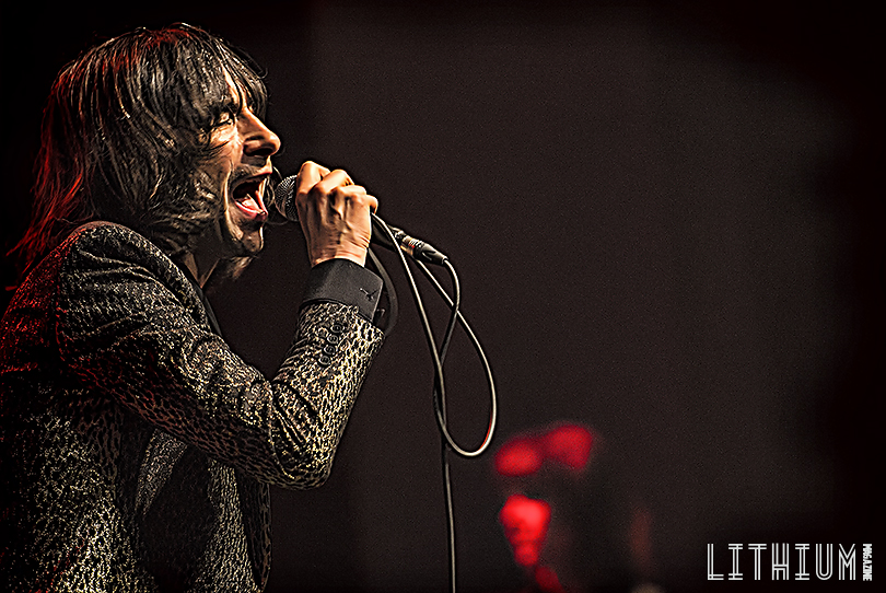 Bobby Gillespie Primal Scream