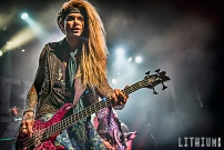 Steel Panther at Toronto's Sound Academy