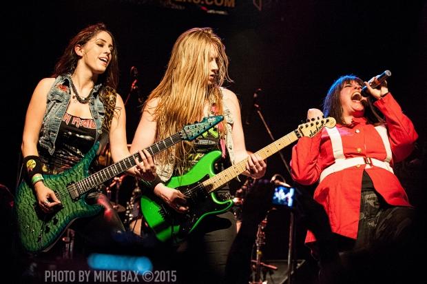 The Iron Maidens : the iron maidens the phoenix concert theatre toronto april 30th 2015 lithium magazine ~ Hamham.info Haus und Dekorationen
