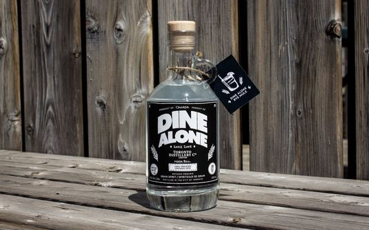 Dine Alone Whisky