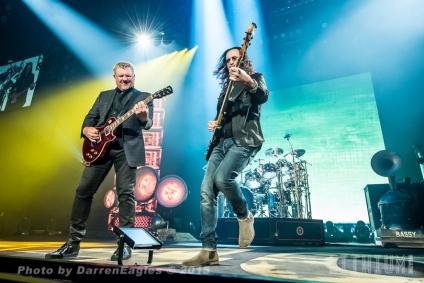 RUSH - R40 Tour - ACC, Toronto