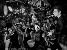 Anti-Flag - Bovine Sex Club, Toronto - June 4th, 2015 - photo by Mike Bax (Sony RX100 shot)
