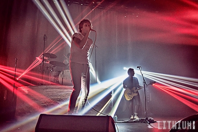 performance at sound Academy in Toronto