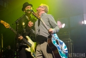 Flogging Molly/Gogol Bordello