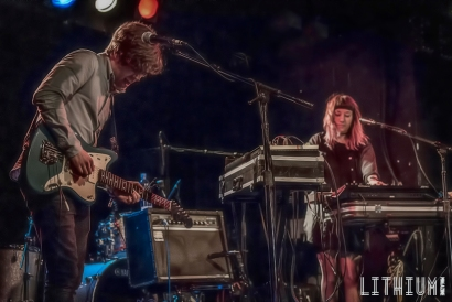 Foxes in Fiction - NXNE2015 - Lee's Palace, Toronto