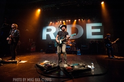 Ride - Danforth Music Hall, Toronto - June 2nd, 2015 Photo by Mike Bax