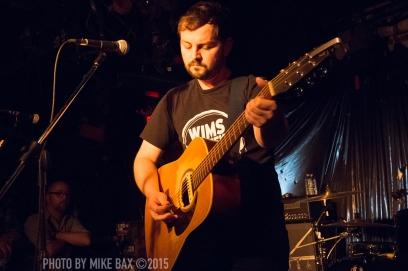 Rob Moir - Bovine Sex Club, Toronto - June 4th, 2015 - photo by Mike Bax