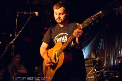 Rob Moir - Bovine Sex Club, Toronto - June 4th, 2015 - photo by Mike Bax