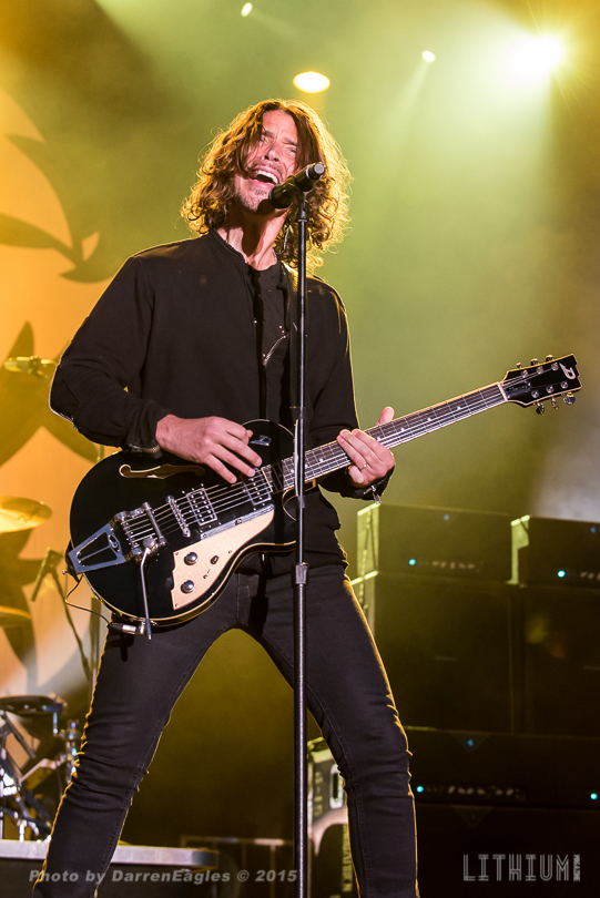 Soundgarden - Big Music Fest