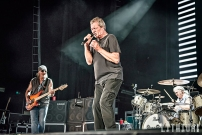 Deep Purple performing at Molson Amphitheater in Toronto