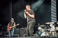 Deep Purple performing at Molson Amphitheater in Toronto