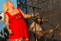Elle King - Edgefest Summer Concert Series ONE - TD Echo Beach, Toronto - Thursday, July 23rd 2015 - photo by Mike Bax