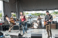 JJ & The Pillars - Edgefest Summer Concert Series ONE - TD Echo Beach, Toronto - Thursday, July 23rd 2015 - photo by Mike Bax