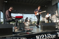 The Zolas - Edgefest Summer Concert Series ONE - TD Echo Beach, Toronto - Thursday, July 23rd 2015 - photo by Mike Bax