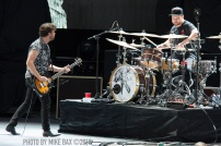 Royal Blood Molson Canadian Amphitheatre, Toronto - July 8th, 2015 photo by Mike Bax
