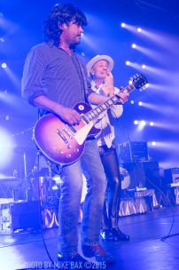 The Tragically Hip - Fully and Completely – The Kitchener Auditorium - June 29th, 2015 - Photo by Mike Bax