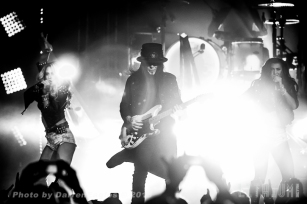 Motley Crue at Air Canada Centre - Aug 22, 2015