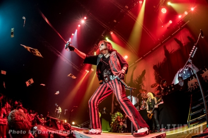 Alice Cooper at Air Canada Centre - Aug 22, 2015