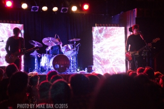 Failure - Lee's Palace, Toronto - August 18th, 2015 - photo by Mike Bax