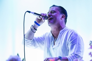 Faith No More Heavy Montreal a Parc Jean Drapeau a Montreal, Quebec, Canada PHOTO BY TIM SNOW