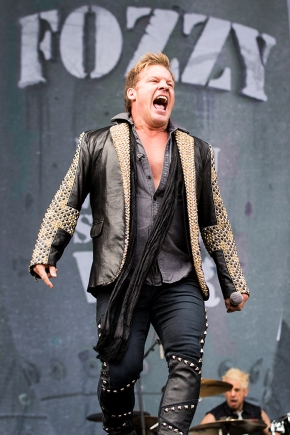 Fozzy Heavy Montreal a Parc Jean Drapeau a Montreal, Quebec, Canada PHOTO BY TIM SNOW