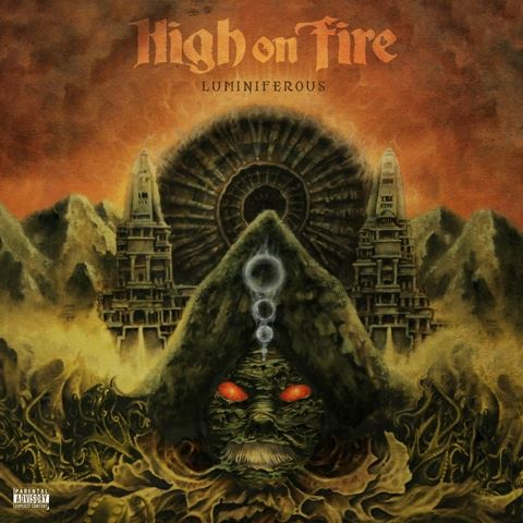 High On  Fire Album Art