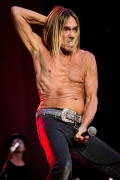 Iggy Pop Heavy Montreal a Parc Jean Drapeau a Montreal, Quebec, Canada PHOTO BY TIM SNOW