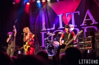 Lita Ford at Phoenix Concert Theatre, Toronto