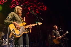 The Both (Aimee Mann & Ted Leo) - Mod Club Theatre, Toronto - August 15th, 2015 - Photo by Mike Bax