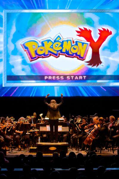 Pokemon Symphonic Evolutions