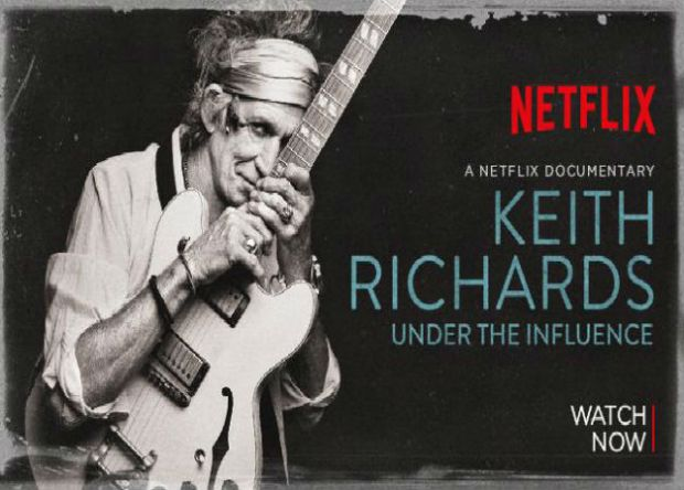 Keith Richards - Under the Influence