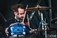 Desaparecidos perform at Turf Fest in Toronto