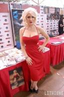 Fan Expo 2015 Kristen Hughey as Caprica Six