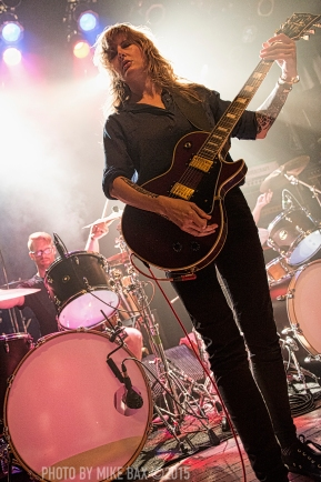 Kylesa - Mod Club Theatre, Toronto - September 3rd, 2015 - photo by Mike Bax