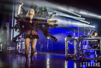 Metric performs at the Danforth Music Hall in Toronto