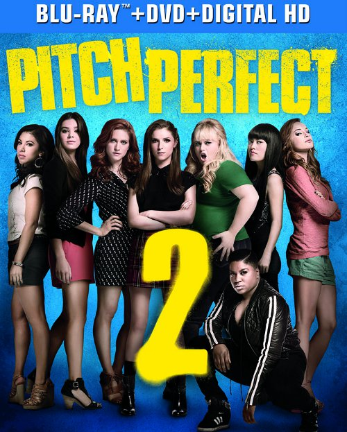 Pitch Perfect 2 – Blu-Ray/DVD Combo Pack Review