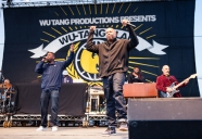 Wu-Tang Clan at Riot Fest