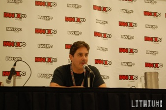 Zach Galligan Fan Expo 2015