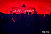 Alex Metric performs at Ricoh Coliseum