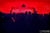 Alex Metric performs at Ricoh Coliseum