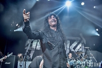Anthrax performs on Motorheads Motorboat